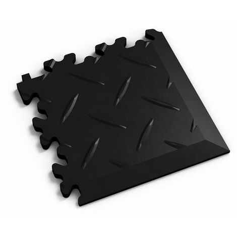 "Angle Fortelock ""Diamond Noir"" - 14 x 14 cm"