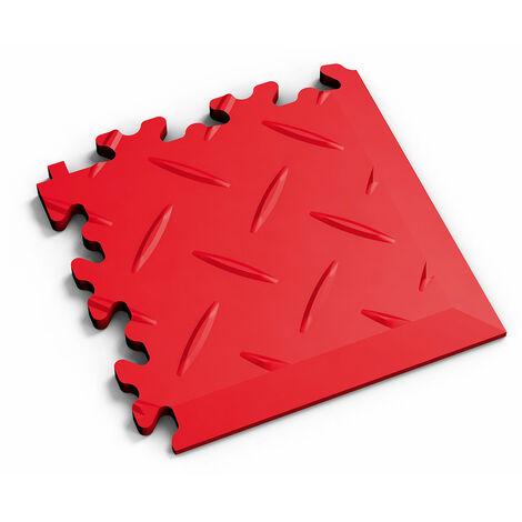 """Angle Fortelock """"Diamond Rouge Rosso"""" - 14 x 14 cm"""