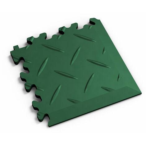 "Angle Fortelock ""Diamond Vert"" - 14 x 14 cm"