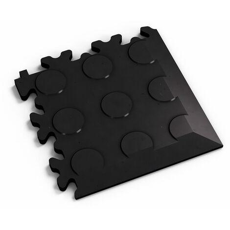 """Angle Fortelock ECO """"Pastille Noir"""" - 14 x 14 cm"""