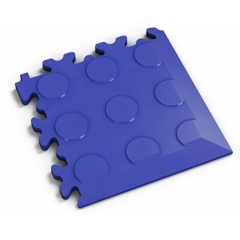 """Angle Fortelock """"Pastille Bleu"""" - 14 x 14 cm"""