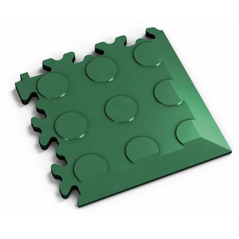 """Angle Fortelock """"Pastille Vert"""" - 14 x 14 cm"""