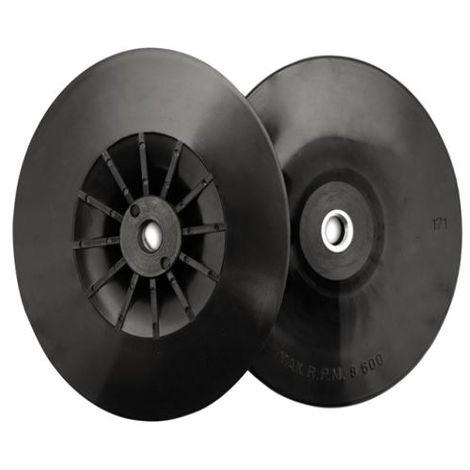 Angle Grinder Pad Black 180mm 5/8 x 11 UNC