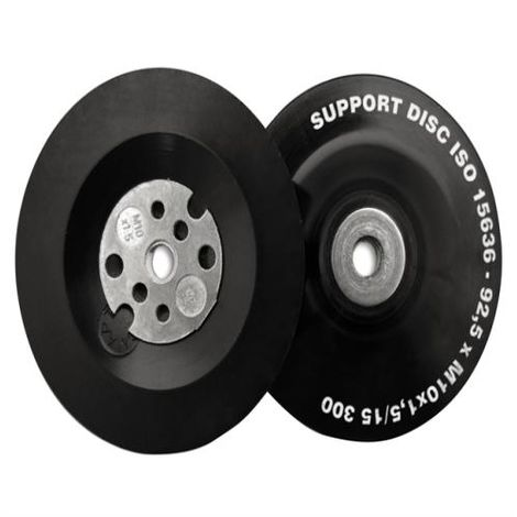 Angle Grinder Pad ISO Soft Flexible 100mm M10