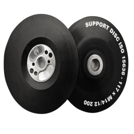 Angle Grinder Pad ISO Soft Flexible 115mm M14