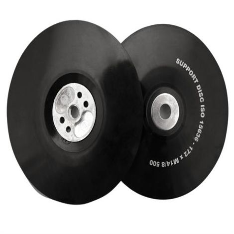 Angle Grinder Pad ISO Soft Flexible 180mm M14