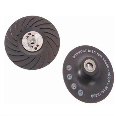 Angle Grinder Pads - Turbo ISO Black Hard