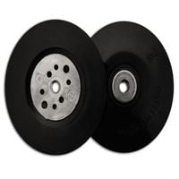 Angle Grinder Pads - White Flexible Universal Use