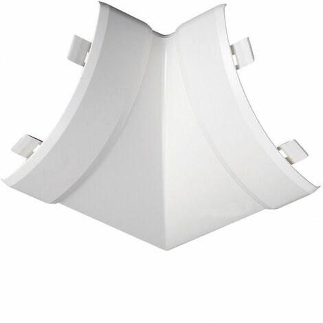 Angle intérieur plat pour moulure d'angle EK40040 40x40mm blanc paloma (L27719010)