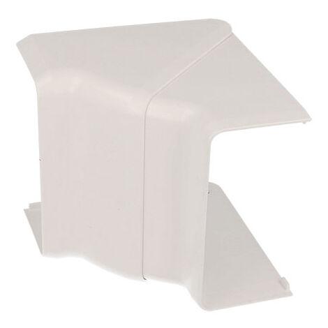 Angle intérieur pour goulotte PVC blanc 80 x 40 mm KOPOS