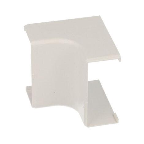 Angle intérieur pour goulotte PVC blanche 40 x 20 mm KOPOS