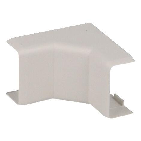 Angle intérieur pour moulure PVC blanche 32 x 15 mm KOPOS