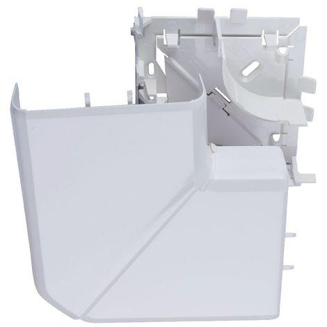 Angle plat 90° pour goulotte DLP Legrand