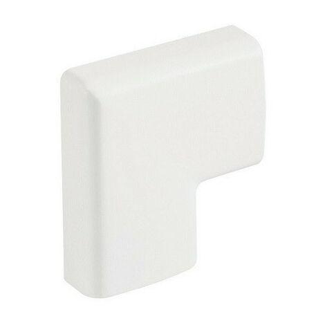 Angle plat APM pour goulotte Optima TM - 52 x 20mm