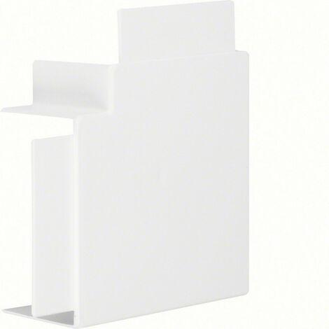 Angle plat lifea pour LF/FB60110 RAL 9010 blanc paloma (M55059010)