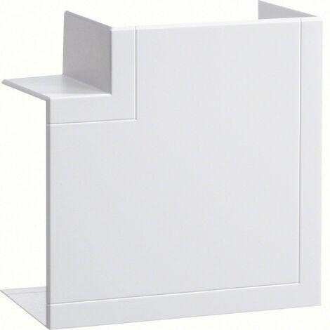 Angle plat pour BRP-BRAP IP40 IK07 p 65mm h100 mm RAL 9010 blanc paloma (BRP651005H9010)