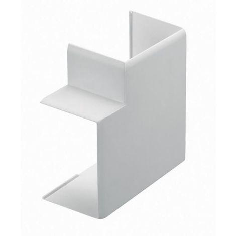 Angle plat pour goulotte de distribution Viadis 60x40 B20