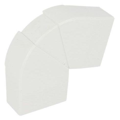 Angle plat pour moulure 32 x 16 mm - par 4