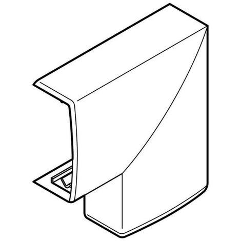 Angle plat pour moulure Keva 32x15mm blanc Artic (11544)