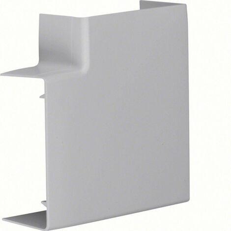 Angle plat variable lifea pour LF/LFF40090 h 90mm x p 40mm RAL 7030 gris (LFF400957030)