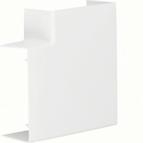 Angle plat variable lifea pour LF/LFF40090 h 90mm x p 40mm RAL 9010 blanc paloma (LFF400959010)