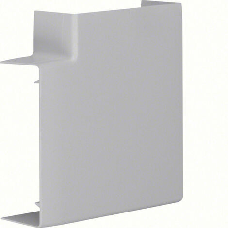 Angle plat variable lifea pour LF/LFF40110 h 110mm x p 40mm RAL 7030 gris (LFF401157030)