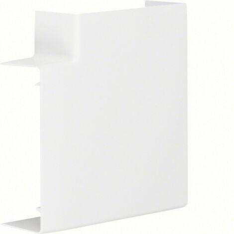 Angle plat variable lifea pour LF/LFF40110 h110mm x p40mm RAL 9010 blanc paloma (LFF401159010)