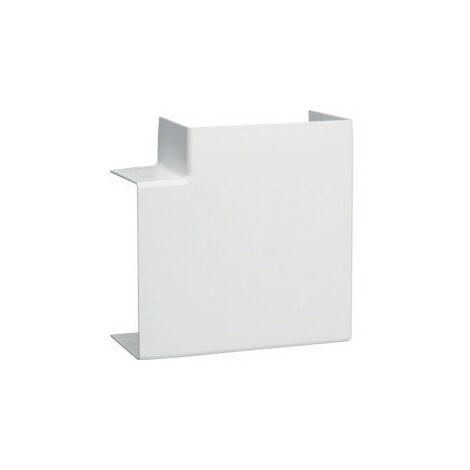 Angle plat variable lifea pour LF/LFF60110 h110mm x p60mm RAL 9010 blanc paloma (LFF601159010)