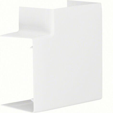 Angle plat variable pour LF/LFF60090 h 90mm x p 60mm RAL 9010 blanc paloma (LFF600959010)