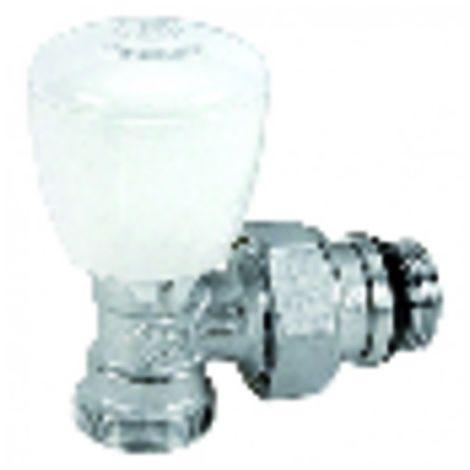 "Angle valve faucet R431TG 3/8"" x 16 - GIACOMINI : R431X032"