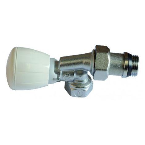 "Angle valve faucet R435TG 1/2"" - GIACOMINI : R435X053"