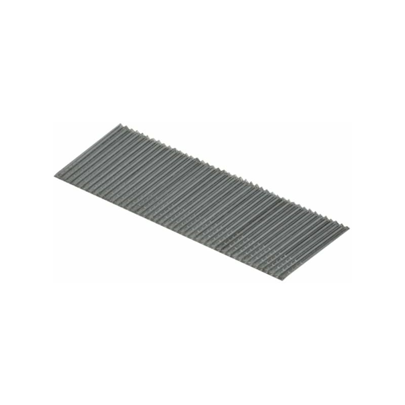 Image of 15 Gauge Angled Galvanised Finish Nails 50mm Pack of 3 655 (BOSFN1532)