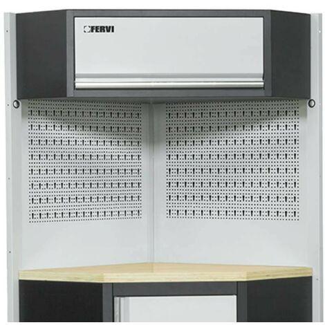 Angolo per arredamento modulare da officina a007f for Carrello portalegna da arredamento