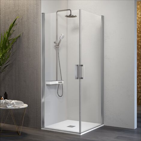 Angular de ducha 2 Puertas Abatibles NARDI