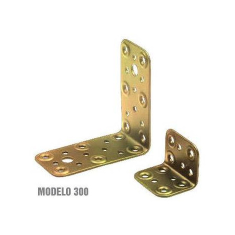 Angulo Bicro Estructura Madera - AMIG - 300 - 60X50 MM