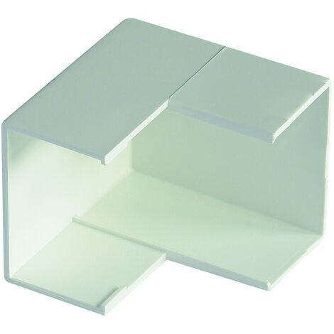 Ángulo exterior para canaleta 10x16mm. (Solera AE1016)