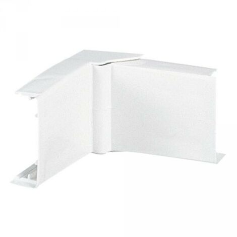 "main image of ""Ángulo interior-exterior 32x16mm PVC blanco DLPlus Legrand"""