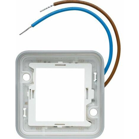 Anillo luminoso Azul para mecanismo estanco HAGER Cubyko WMA697 IP55