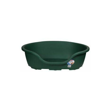Animal Instincts Plastic Pet Bed Dark Green 87cm x 1 (38855)