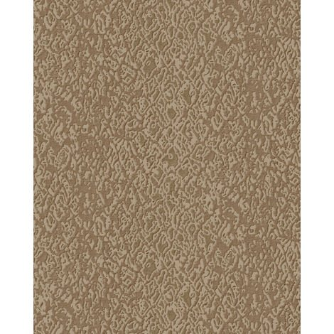 Animal pattern wallpaper wall Profhome DE120123-DI hot embossed non-woven wallpaper embossed with exotic design shiny beige 5.33 m2 (57 ft2)
