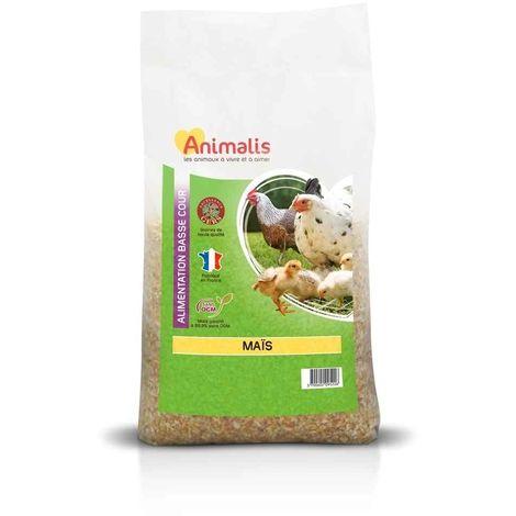 Animalis - Maïs pour Basse Cour - 20Kg