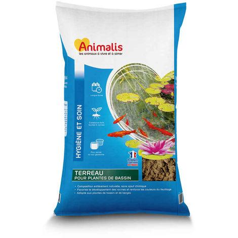 Animalis - Terreau pour Bassin - 20L