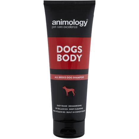 Animology Dogs Body Liquid Shampoo (250ml) (May Vary)