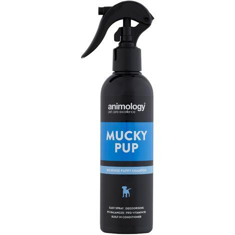 """main image of """"Animology Mucky Pup No Rinse Liquid Shampoo (250ml) (May Vary)"""""""