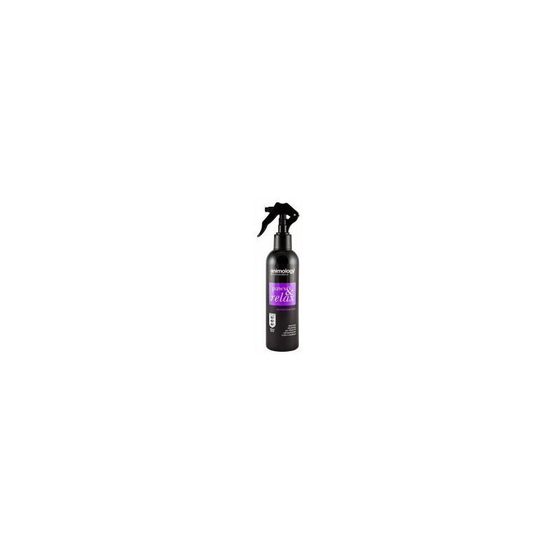 Image of Paws and Relax Aromatherapy Spray 250ml x 1 (23030) - Animology