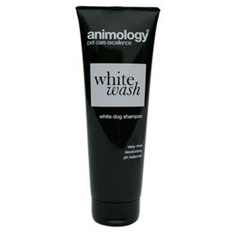 Animology White Wash Dog Liquid Shampoo (250ml) (May Vary)