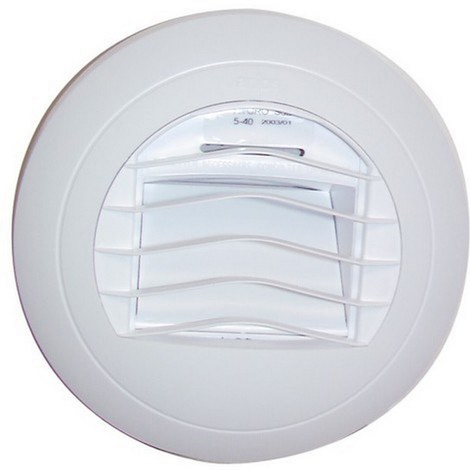 ANJOS 1732 - Ventilation - Bouche hygro salle de bain 10/40 m3h