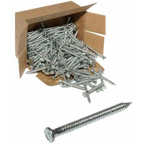 Ankernägel nach EN 14592 - Stahl verzinkt