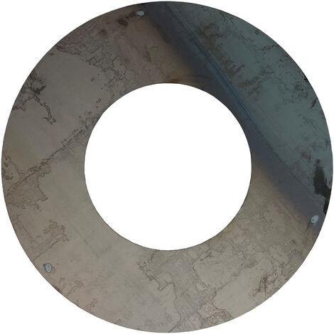 Anneau de barbecue FENJA 70 en acier, diamètre: 70 cm