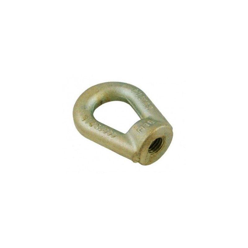 Websilor - Anneau de levage à anse zingué - Diamètre : 10mm